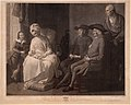 George sigmund e johann gottlieb facius (da benjamin west), la famiglia west, 1779 (roma, ist. c.le per la grafica).jpg
