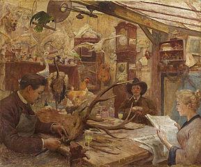 L'Atelier du naturaliste de Bonhenry