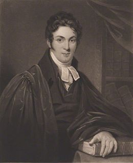 Gerard Thomas Noel British cleric