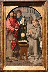 Three Scenes from the Life of Saint Anthony of Padua