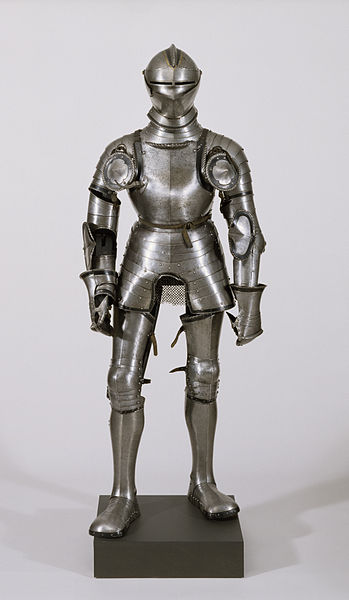 File:German - Armor for Fighting on Horseback - Walters 51581.jpg