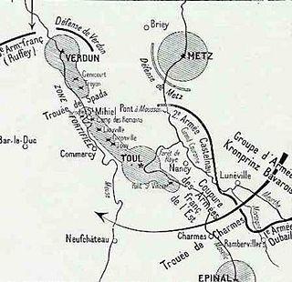 Battle of the Trouée de Charmes Battle