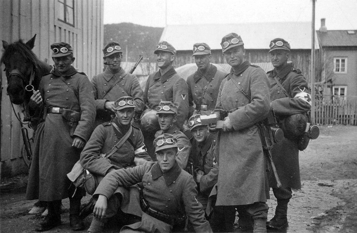 German Soldiers WW2