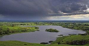 Culture of Ireland - Lough Gur, an early Irish farming settlement