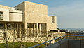 Getty Museum from Getty Research Institute, February 21, 2015.jpg