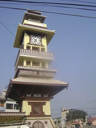 Birgunj - Ghantaghar Birgunj