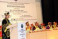 Ghulam Nabi Azad addressing the first batch of Post Graduate and Super Speciality students passing out of the Post Graduate Institute of Medical Education & Research, Dr. Ram Manohar Lohia Hospital (PGIMER-RML) (1).jpg