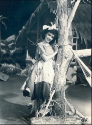 Gilda de Abreu - Gilda de Abreu, from the film Silk Doll (1936).