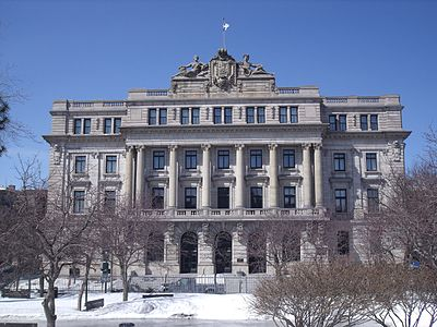 Wikimedia Canada is located in Gilles-Hocquart Building