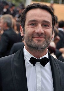 Gilles Lellouche French actor, film director and screenwriter