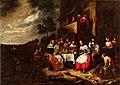 Gillis van Tilborgh - Uma festa campestre.jpg
