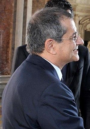 Giovanni Tria and Giorgio Napolitano 2012 (cropped).jpg
