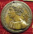 Giovanni boldù, medaglia con autoritratto, verso, 1458.JPG