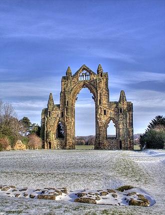 Gisborough Priory - Gisborough Priory