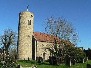 Gissing, Norfolk - Gissing St Mary