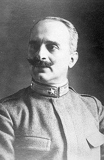 Giulio Douhet Italian general