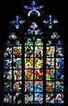 Помимо всего прочего Альфонс Муха выполнил эскизы витражей в соборе Св. Витта в Пражском граде, у себя на родине в...