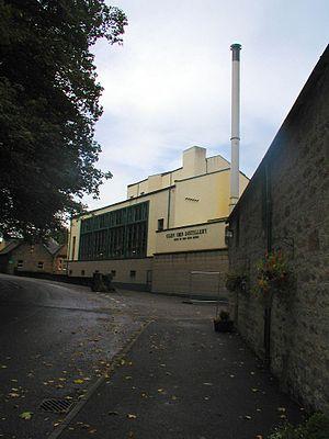 Glen Ord Distillery - Glen Ord Distillery