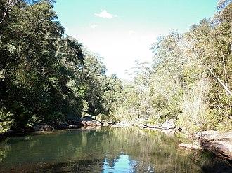 Glenbrook Creek - Glenbrook Creek