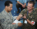 Global medical practitioners work to seamlessly integrate 120529-F-DE018-013.jpg