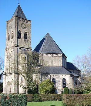 Asperden - Image: Goch Asperden Kirche St Vincentius