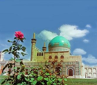 Shah Rukh - Goharshad Mosque