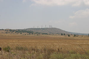 United Nations Security Council Resolution 1550 - Golan Heights area