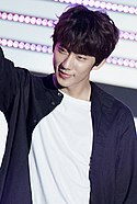 Gongchan at WFMF concert in September 2016 01 (cropped).jpg