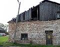 Gorzanów, zespół zamkowy, budynek gospodarczy 2.JPG