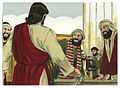 Gospel of Matthew Chapter 21-7 (Bible Illustrations by Sweet Media).jpg
