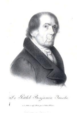 Gottlob Benjamin Jäsche