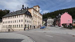 Gräfenthal - Gräfenthal-Market place