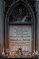 Grabstätte Piazza Duomo (Bozen) Maria Himmelfahrt Rainer von Österreich (1783–1853).jpg