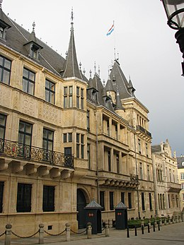 Grand Ducal Palace in Luxembourg 4.JPG