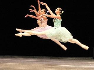 Concert dance type of dance (performing arts genre)