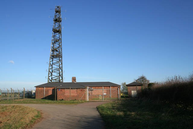 Grantham Radio Station - geograph.org.uk - 608243