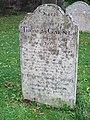 Grave Stone - geograph.org.uk - 546156.jpg
