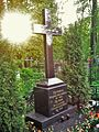 Grave of Vladimir Putin's parents.jpg