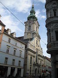 Grazer Stadtpfarrkirche