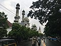 Great Mosque of Malang and Church Immanuel.jpg