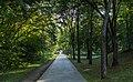 Green areas on Laval University, Québec city, Canadá.jpg