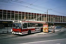 Image illustrative de l'article Trolleybus de Grenoble