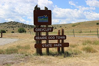 Greycliff Prairie Dog Town State Park state park located in Greycliff, Montana