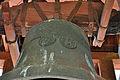 Griebenow, Glocke im Glockenturm (2011-06-11) by Klugschnacker in Wikipedia.jpg