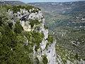 Grotte cingle Fort cirque Navacelles.JPG