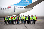 Group picture Norwegian and UNICEF representatives.jpg