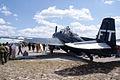 Grumman TBF-1C Avenger FT-28 Taylor LRear TICO 13March2010 (14596166171).jpg