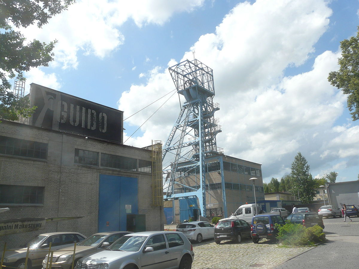 guido mine and coal mining museum