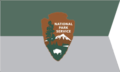 Guidon of the United States National Park Service.png