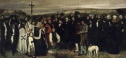 Gustave Courbet: Ehorzketa Ornansen